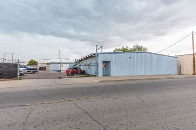 848 W Hadley Avenue, Las Cruces, NM 88005 (MLS #1903214) :: Agave Real Estate Group