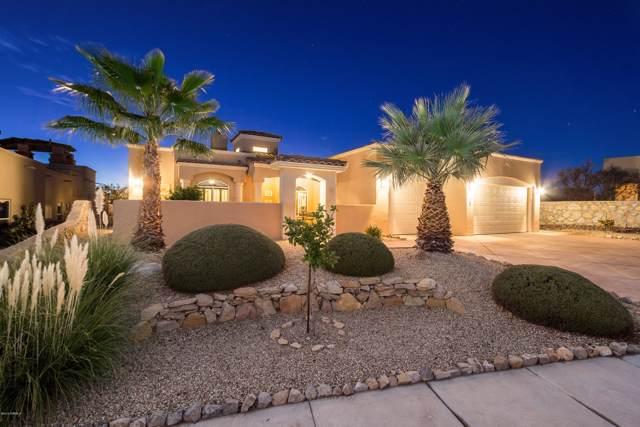 1049 Calle Griega, Las Cruces, NM 88011 (MLS #1903219) :: Steinborn & Associates Real Estate