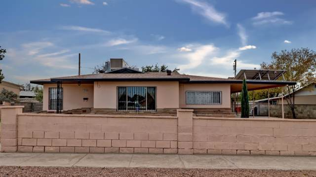 1330 Milton Road, Las Cruces, NM 88001 (MLS #1903231) :: Agave Real Estate Group