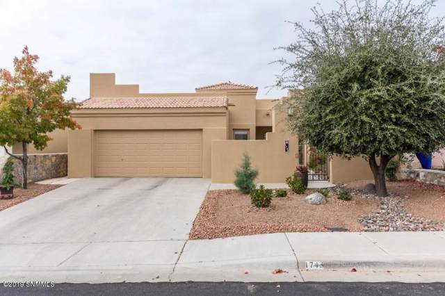 1743 Oro Piedras, Las Cruces, NM 88011 (MLS #1903243) :: Agave Real Estate Group