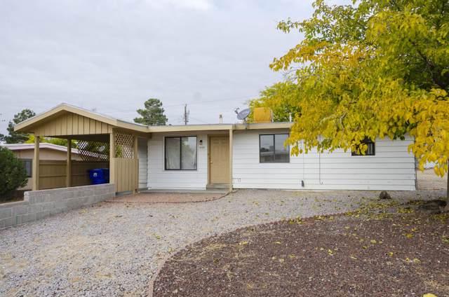 2137 Bellamah Drive, Las Cruces, NM 88001 (MLS #1903247) :: Agave Real Estate Group