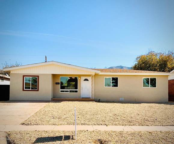 502 Utah Avenue, Alamogordo, NM 88310 (MLS #1903256) :: Agave Real Estate Group