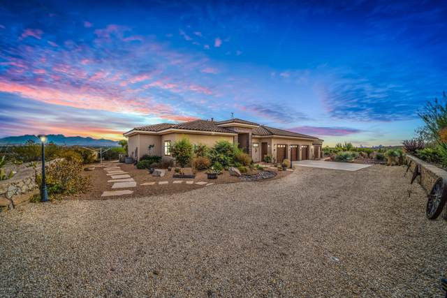 4306 Skyline Drive, Las Cruces, NM 88007 (MLS #1903266) :: Steinborn & Associates Real Estate