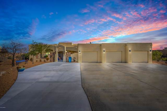 1206 Idyll Court, Las Cruces, NM 88007 (MLS #1903284) :: Steinborn & Associates Real Estate