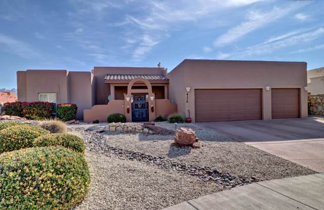 4176 Council Oak Road, Las Cruces, NM 88011 (MLS #1903290) :: Arising Group Real Estate Associates