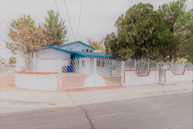 614 Juniper Avenue, Las Cruces, NM 88001 (MLS #1903291) :: Arising Group Real Estate Associates