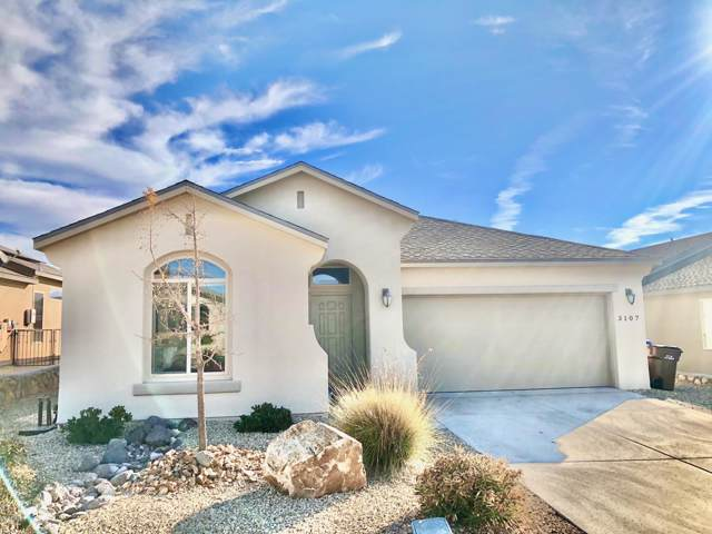 3107 Agua Ladoso Avenue, Las Cruces, NM 88012 (MLS #1903307) :: Arising Group Real Estate Associates