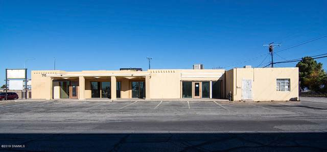 795 Colorado Avenue, Las Cruces, NM 88001 (MLS #1903309) :: Steinborn & Associates Real Estate