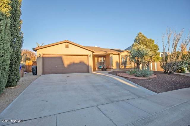 3679 Calcite Street, Las Cruces, NM 88012 (MLS #1903314) :: Arising Group Real Estate Associates