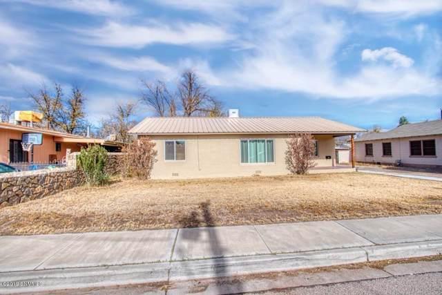 518 Palmer Road, Las Cruces, NM 88005 (MLS #1903316) :: Steinborn & Associates Real Estate