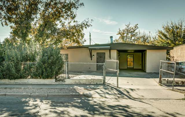 1635 Dogwood Street, Las Cruces, NM 88001 (MLS #1903338) :: Arising Group Real Estate Associates