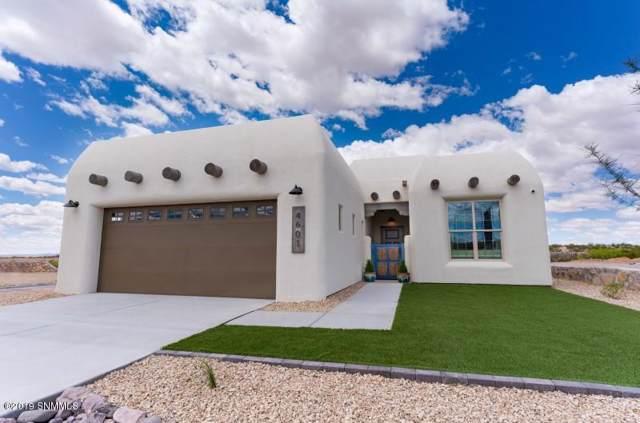 4601 Melrose Road, Las Cruces, NM 88011 (MLS #1903343) :: Steinborn & Associates Real Estate