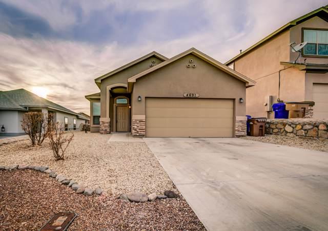 4691 Mesita Street, Las Cruces, NM 88012 (MLS #1903352) :: Steinborn & Associates Real Estate