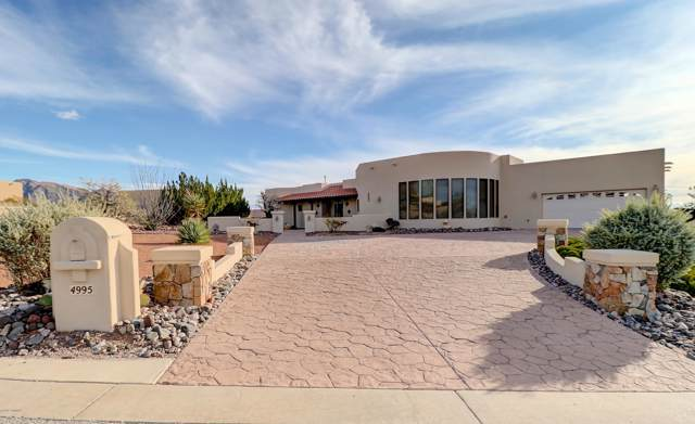 4995 Cripple Creek Road, Las Cruces, NM 88011 (MLS #1903359) :: Better Homes and Gardens Real Estate - Steinborn & Associates
