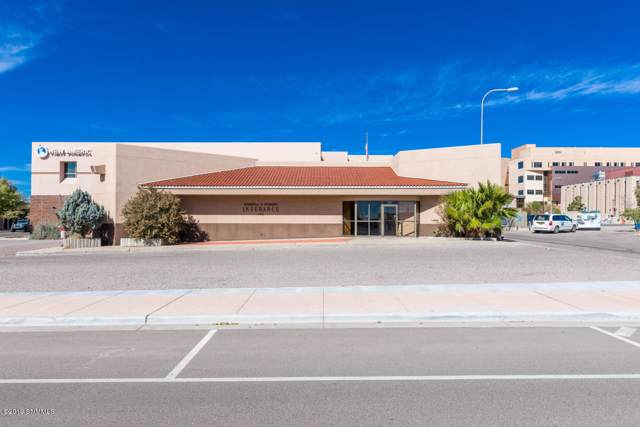 227 S Main Street, Las Cruces, NM 88001 (MLS #1903372) :: Arising Group Real Estate Associates