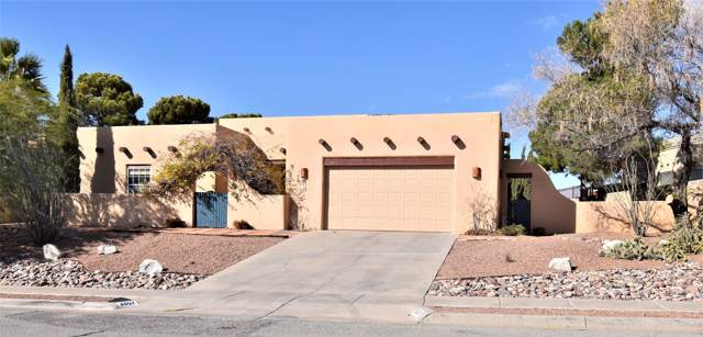 2807 Diamond Springs Drive, Las Cruces, NM 88011 (MLS #1903374) :: Steinborn & Associates Real Estate