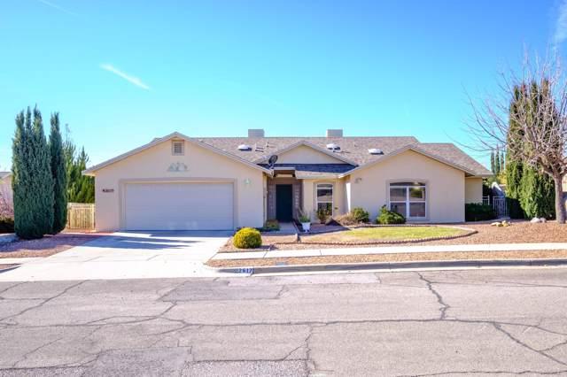 2617 Cheyenne Drive, Las Cruces, NM 88012 (MLS #1903381) :: Steinborn & Associates Real Estate