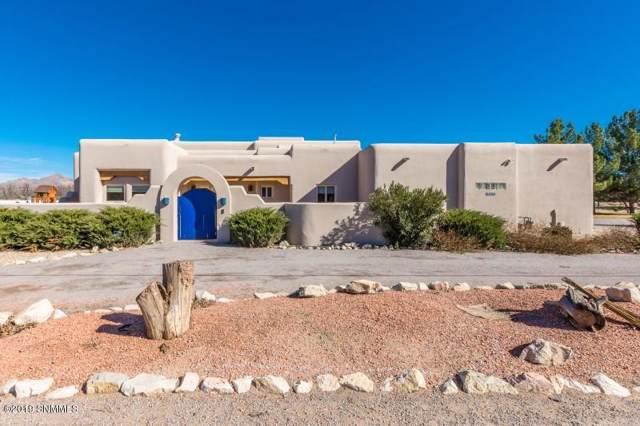 6310 Barela Drive, Las Cruces, NM 88007 (MLS #1903384) :: Steinborn & Associates Real Estate