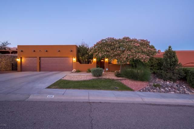 1136 Portico Trail, Las Cruces, NM 88011 (MLS #1903390) :: Arising Group Real Estate Associates