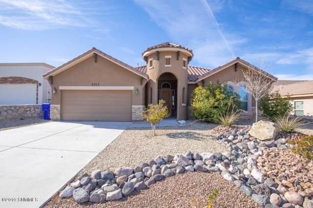 4313 Calle Sonesta, Las Cruces, NM 88011 (MLS #1903392) :: Arising Group Real Estate Associates