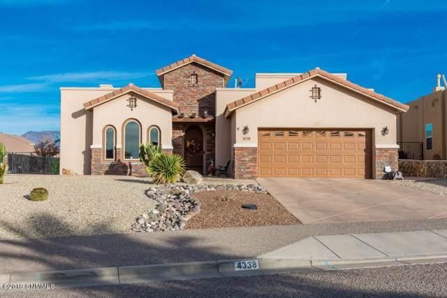 4338 Del Prado Way, Las Cruces, NM 88011 (MLS #1903394) :: Arising Group Real Estate Associates