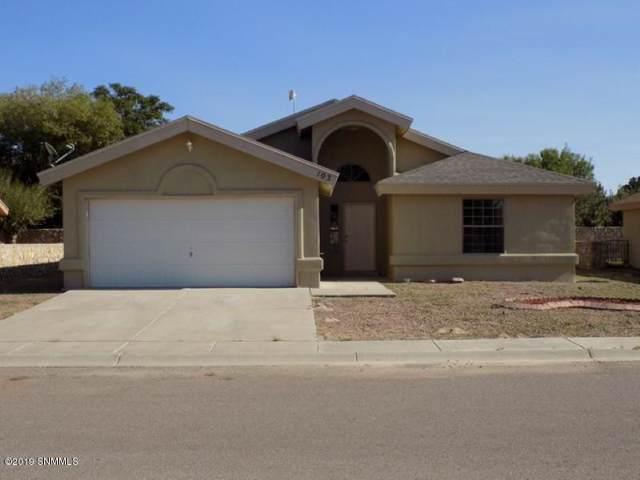 103 Desert Willow Drive, Santa Teresa, NM 88008 (MLS #1903396) :: Steinborn & Associates Real Estate