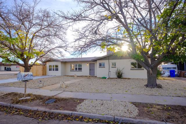 1200 Calle Del Sol, Las Cruces, NM 88005 (MLS #1903398) :: Arising Group Real Estate Associates