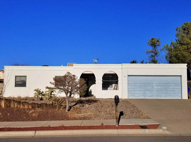 1283 Oakridge Drive, Las Cruces, NM 88005 (MLS #1903401) :: Steinborn & Associates Real Estate