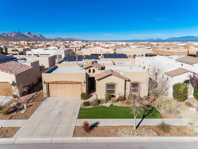3661 San Clemente Avenue, Las Cruces, NM 88012 (MLS #1903405) :: Arising Group Real Estate Associates