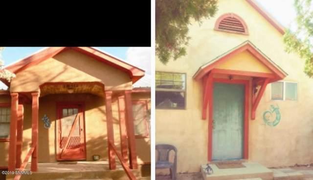 23 & 26 2nd Street, Rodeo, NM 88056 (MLS #1903407) :: Steinborn & Associates Real Estate