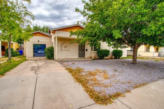 1915 Del Mar Avenue, Las Cruces, NM 88005 (MLS #1903409) :: Arising Group Real Estate Associates