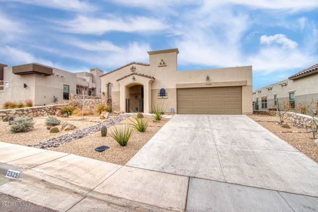 2525 Petaluma Avenue, Las Cruces, NM 88011 (MLS #1903410) :: Steinborn & Associates Real Estate