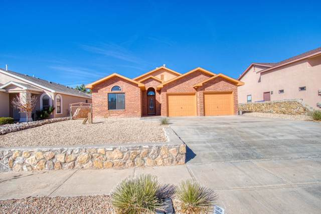 2089 Reina Drive, Las Cruces, NM 88007 (MLS #1903411) :: Steinborn & Associates Real Estate