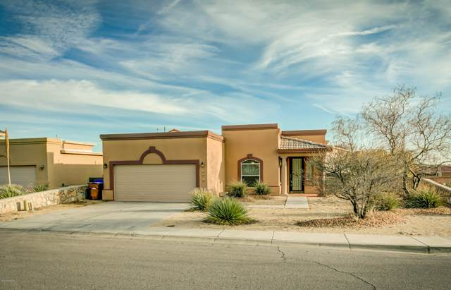 3704 Allande Street, Las Cruces, NM 88012 (MLS #1903412) :: Steinborn & Associates Real Estate