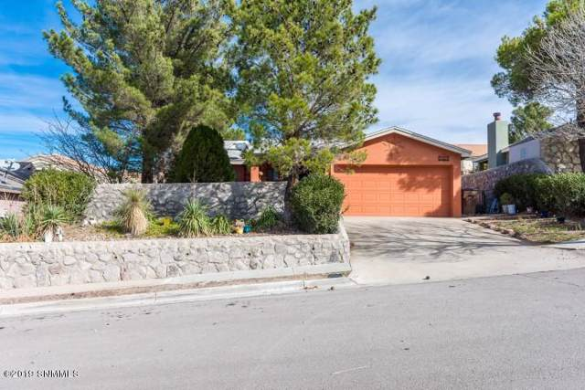 3322 Highridge, Las Cruces, NM 88012 (MLS #1903418) :: Steinborn & Associates Real Estate