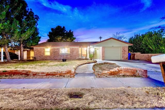 1115 N Mesilla Street, Las Cruces, NM 88005 (MLS #1903421) :: Arising Group Real Estate Associates