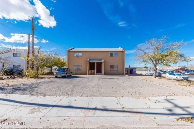 1804 Triviz Drive, Las Cruces, NM 88001 (MLS #1903422) :: Arising Group Real Estate Associates