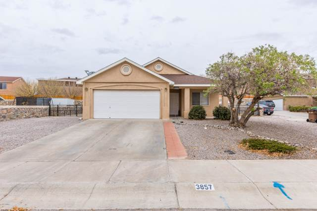 3857 Ivory Court, Las Cruces, NM 88012 (MLS #1903424) :: Steinborn & Associates Real Estate