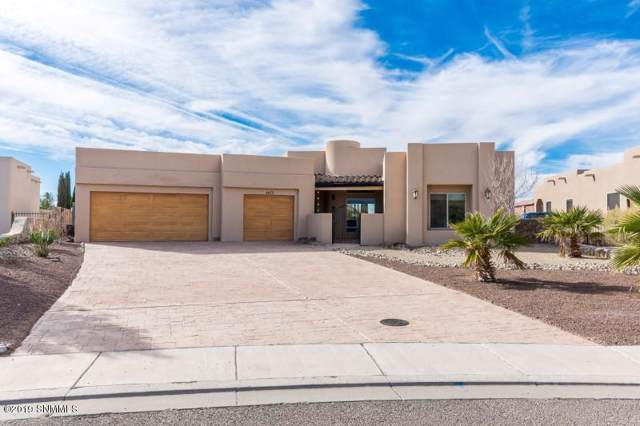 4479 Galisteo Loop, Las Cruces, NM 88011 (MLS #1903436) :: Arising Group Real Estate Associates