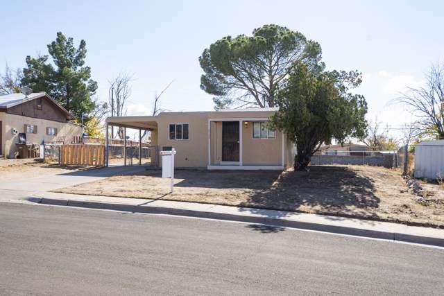 2120 Solar Way, Las Cruces, NM 88001 (MLS #1903443) :: Arising Group Real Estate Associates