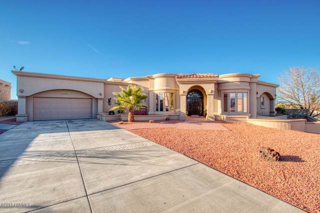 1509 Vista Del Cerro, Las Cruces, NM 88007 (MLS #1903463) :: Arising Group Real Estate Associates
