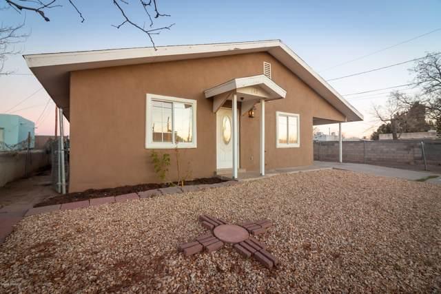 640 Sixth Street, Las Cruces, NM 88001 (MLS #1903474) :: Steinborn & Associates Real Estate
