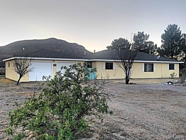 10021 Embarcadero Road, Las Cruces, NM 88007 (MLS #1903490) :: Better Homes and Gardens Real Estate - Steinborn & Associates