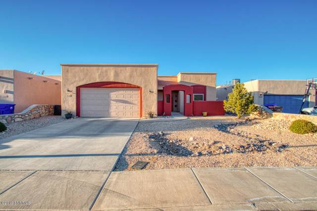 2747 Coventry Road, Las Cruces, NM 88011 (MLS #1903497) :: Steinborn & Associates Real Estate