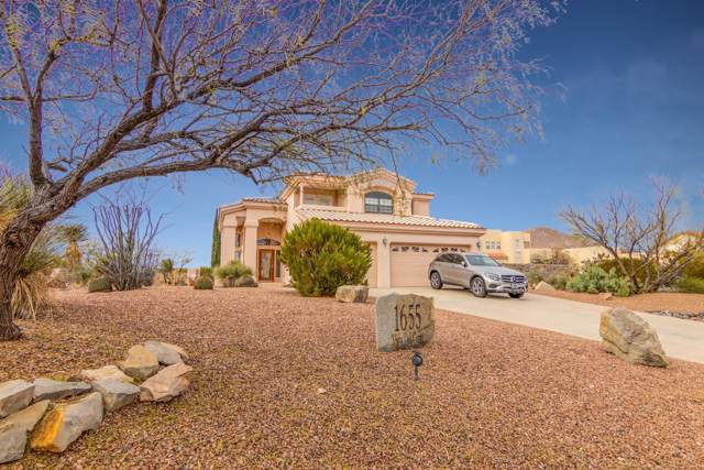 1655 Vista Del Cerro, Las Cruces, NM 88007 (MLS #1903504) :: Arising Group Real Estate Associates