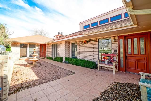 501 W College Avenue, Las Cruces, NM 88005 (MLS #1903510) :: Steinborn & Associates Real Estate