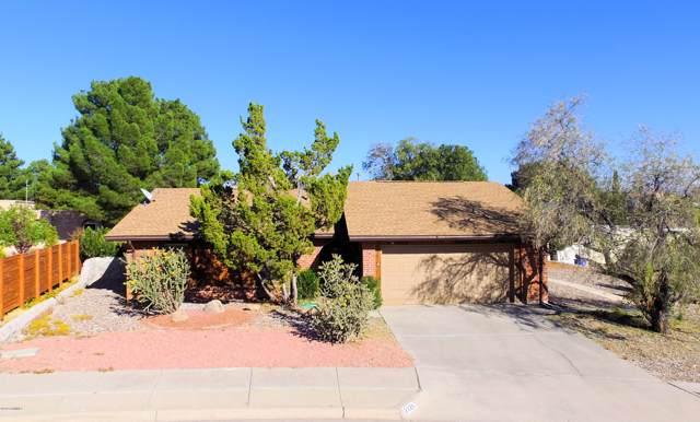 2228 Cimarron Drive, Las Cruces, NM 88011 (MLS #2000026) :: Steinborn & Associates Real Estate