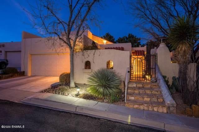 22 Las Casitas, Las Cruces, NM 88007 (MLS #2000033) :: Steinborn & Associates Real Estate