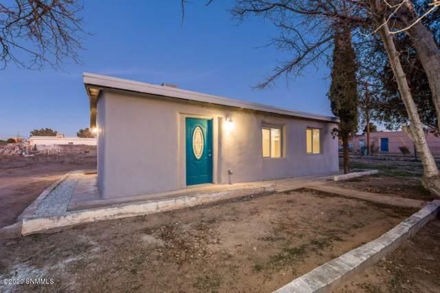 1410 N Mesquite Street, Las Cruces, NM 88001 (MLS #2000039) :: Arising Group Real Estate Associates