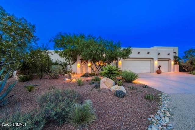 8160 Constitution Road, Las Cruces, NM 88007 (MLS #2000050) :: Better Homes and Gardens Real Estate - Steinborn & Associates